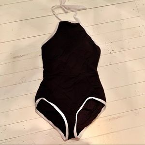 Bathing suit one piece size 6